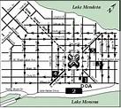 DOA - Downtown Madison Map