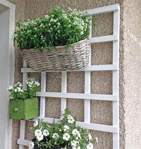 Deko Für Hauswand : die besten 25 sommerblumen balkon ideen auf pinterest kreative garten ideen romantische ~ Markanthonyermac.com Haus und Dekorationen