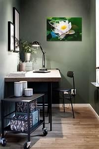 Decoration Murale Fleur : d coration murale kaki ~ Teatrodelosmanantiales.com Idées de Décoration