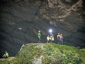 Drones Explore the Largest Cave in the World - RotorDrone