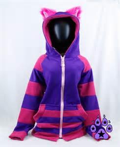 cheshire cat hoodie 15 pawstar cheshire cat hoodie kitty kigurumi by