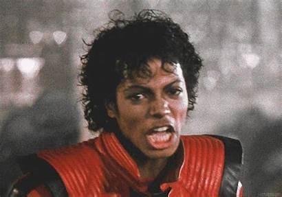 Jackson Michael Thriller Mj Gifs Dancing Giphy