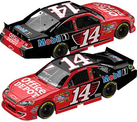 Tony Stewart Nascar Diecast, Tony Stewart Nascar Racing