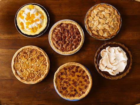thanksgiving pie 50 pie recipes recipes and cooking food network recipes dinners and easy meal ideas
