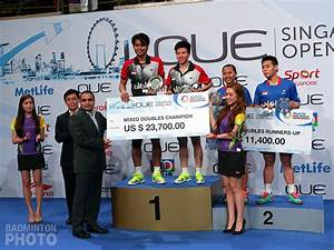Past champions bright spots in Singapore Open's weakest ...