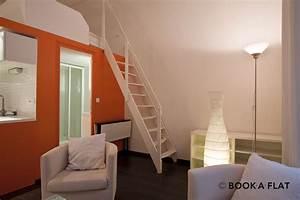 Studio Mezzanine Paris : location studio meubl rue bailleul paris ref 0343 ~ Zukunftsfamilie.com Idées de Décoration