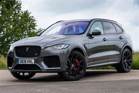 Jaguar F Pace Picture by New Jaguar F Pace Svr 2019 Review Uk Pictures Auto Express