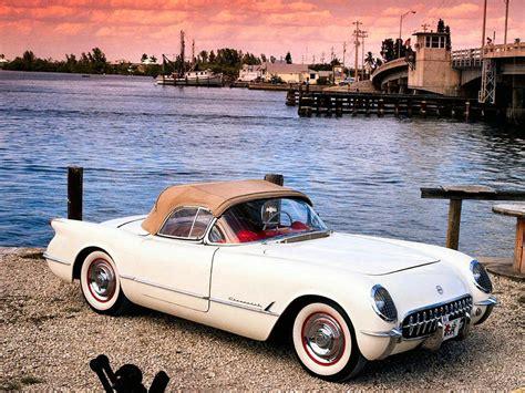 Chevrolet Corvette C1 1953-1955 Chevrolet Corvette C1 1953 ...