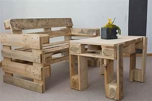 Möbel und Dekoideen aus Holzpaletten