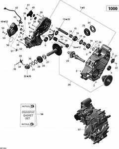 2013 Commander Ltd 1000 Angle Rotation Sensor
