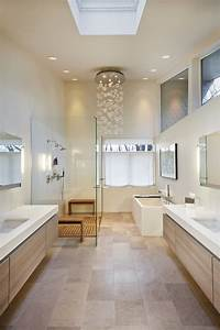 Caillebotis Salle De Bain Avis : id e d co salle de bain bois 40 espaces cosy et chics qui ~ Premium-room.com Idées de Décoration