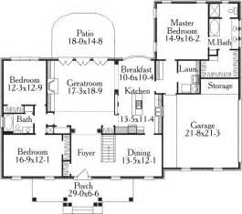 what is the standard height for kitchen cabinets southern style house plan 3 beds 2 00 baths 2233 sq ft 2233