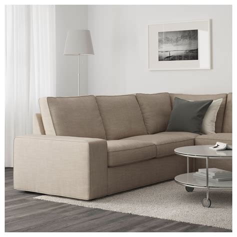 kivik canape ikea kivik corner sofa 2 2 with chaise longue hillared beige ikea