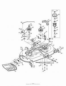 Mtd 13ap78xs099  247 203761   T1800   2015  Parts Diagram