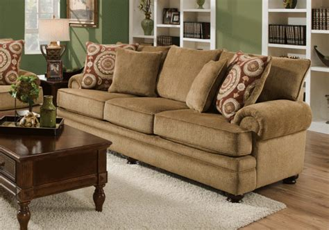 Loveseat And Chair Set by Arlington Twill Sofa Cincinnati Overstock Warehouse