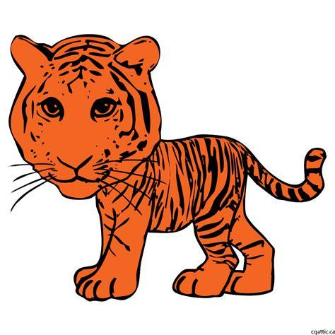 tiger cartoon drawing   steps  photoshop