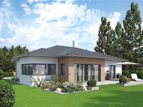 Haus Bungalow by Moderne Bungalows Als Fertighaus Musterhauspark