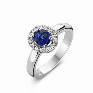 engagement ring white gold sapphire diamond maui With maui wedding rings