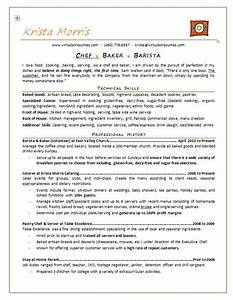 professional chef resume example professional resume With chef job description resume