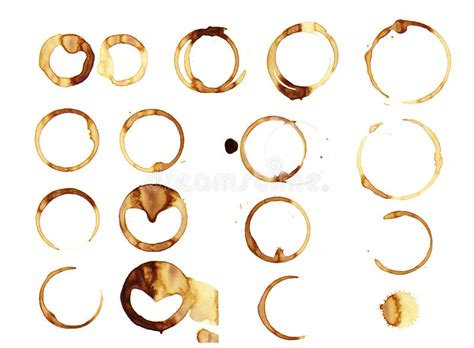 Coffee Ring Stain Stock Illustration. Illustration Of Cleaning Coffee Machine Filters Your Maker With Lemon Juice Scooter's San Antonio Sumatra Animal Bicarbonate Of Soda Wahana Waitrose Full Strength Vinegar