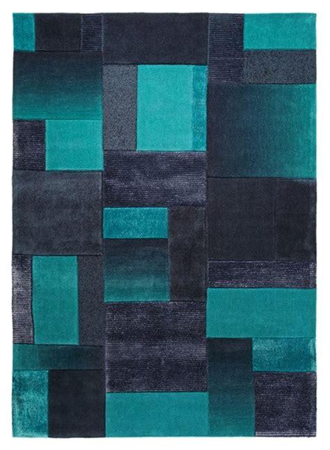 tapis bleu canard airbrick  tapis    cm bleu