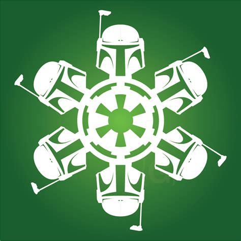 star wars snowflake diy wars snowflakes matters of grey