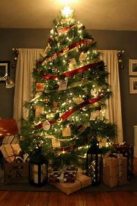 U00c1rboles De Navidad De Estilo Vintage