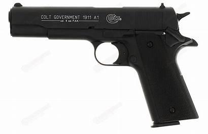 9mm Colt 1911 Pistolet Pak Government Noir