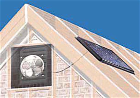 best solar gable fan solar powered attic fan gable mount 20w 1250 cfm w