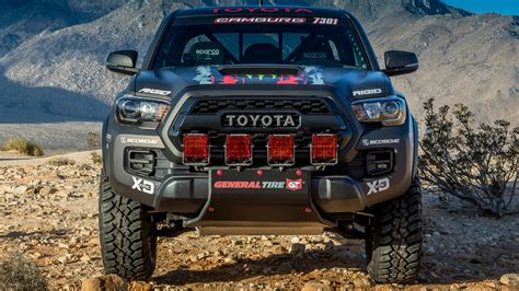 toyota tacoma trd pro race truck wallpapers  hd