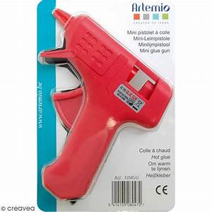 Pistolet à Colle électrique : pistolet colle 7 mm pistolet colle creavea ~ Dailycaller-alerts.com Idées de Décoration