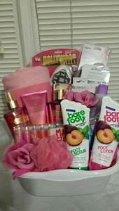 Teen Girl Gift Baskets on Pinterest