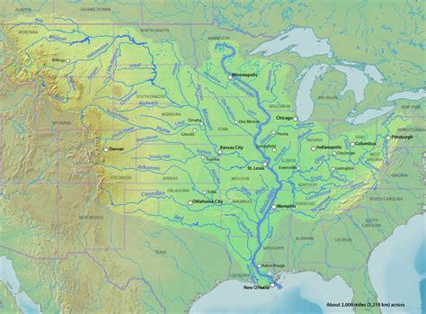 map   mississippi river mississippi river cruises