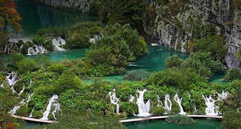 Plitvice Lakes National Park Croatia Peapix