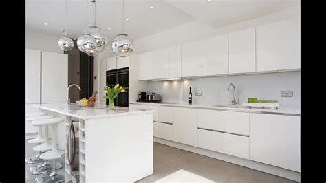 white kitchen installations by lwk kitchens youtube