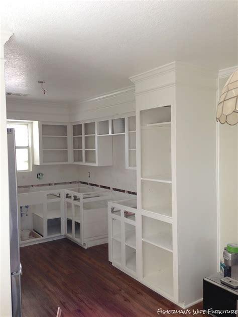 remodelaholic small white kitchen makeover  built