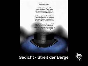 Gedicht Der Lattenzaun : gedicht streit der berge youtube ~ Lizthompson.info Haus und Dekorationen
