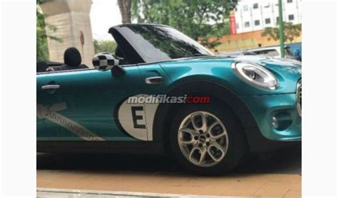 Modifikasi Mini Cooper Convertible by 2017 Mini Cooper Mini Cooper Convertible Warna Blue