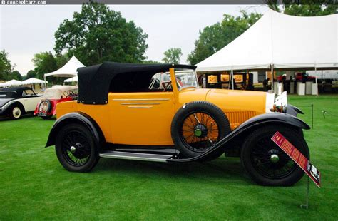 Auction Results And Sales Data For 1930 Bugatti Type 40
