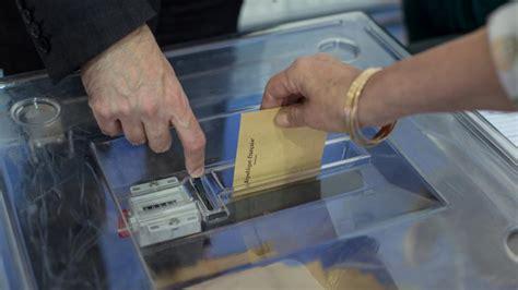 assesseurs bureau de vote présidentielle vers une pénurie d 39 assesseurs pour tenir