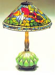 Tiffany Glass Lamp