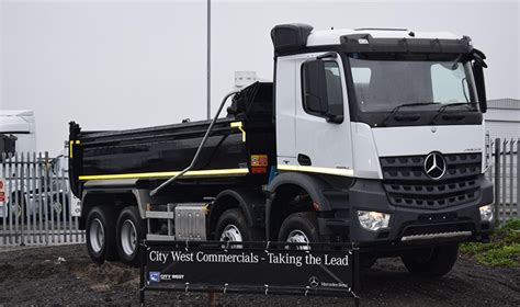 Mercedes Arocs by Deal Of The Week Mercedes Arocs With Classicspace M