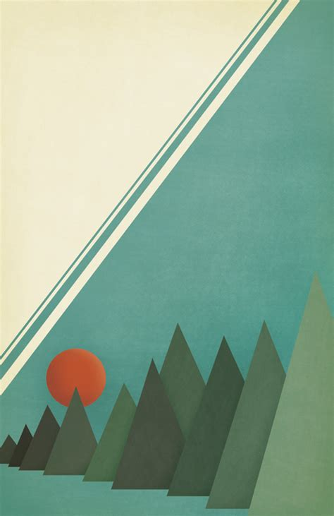 minimal poster design  christopher paul