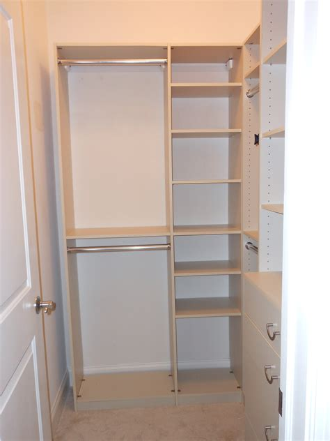 small narrow closet ideas home design ideas