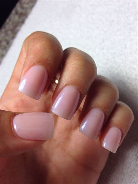"OPI's ""I PINK I LOVE YOU"" Square acrylic nails Nails"