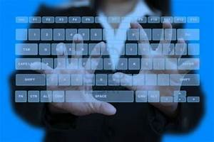 Features and Description of Virtual Keyboard