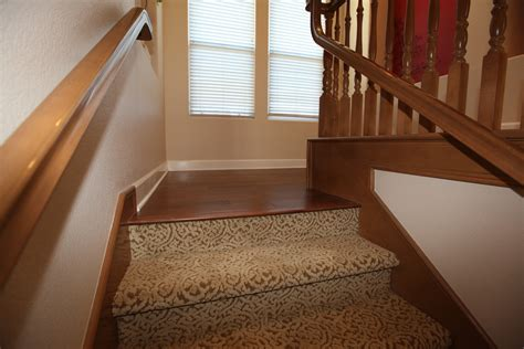 hardwood floors with carpet stairs fun carpet on stairs the interior connection