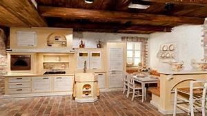 Cucina Di Campagna  Cucina Rustica Il Borgo Antico