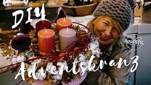 Adventskranz 2018 Imke Riedebusch Diy Adventskranz Die Elfenkrone