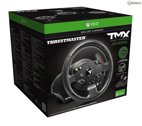 lenkrad für xbox one thrustmaster tmx feedback neues lenkrad f 252 r unter 200 f 252 r xbox one und windows